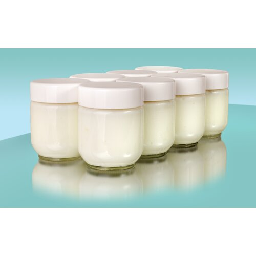 Euro Cuisine 6 Oz. Yogurt Jar