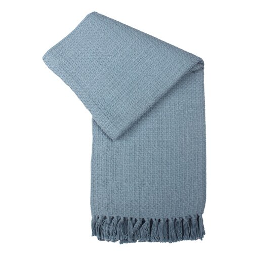 Cocoon Hand Woven Cotton Throw