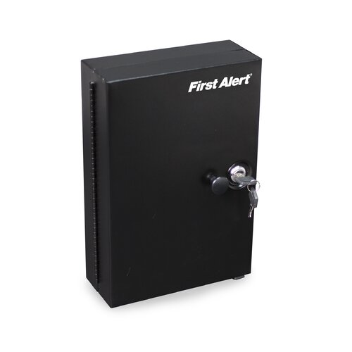 First Alert Steel 28-Key Lock Commercial Cabinet