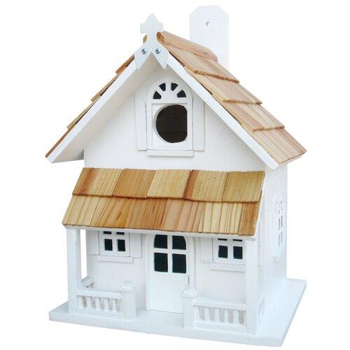 Home Bazaar Victorian Cottage Birdhouse