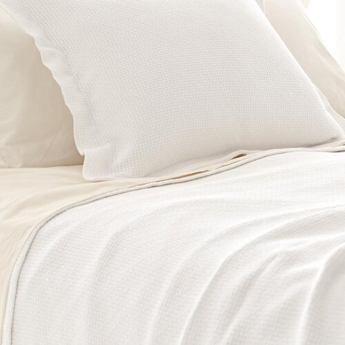 Interlaken Matelasse Coverlet