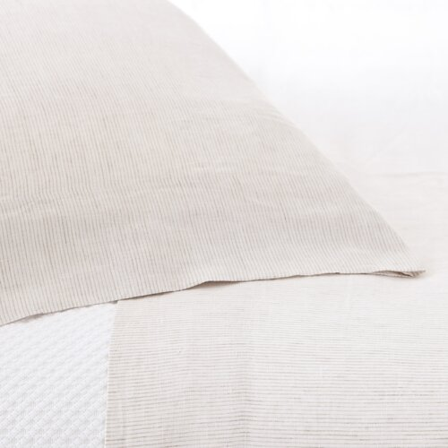 Pine Cone Hill Parchment Pillowcases