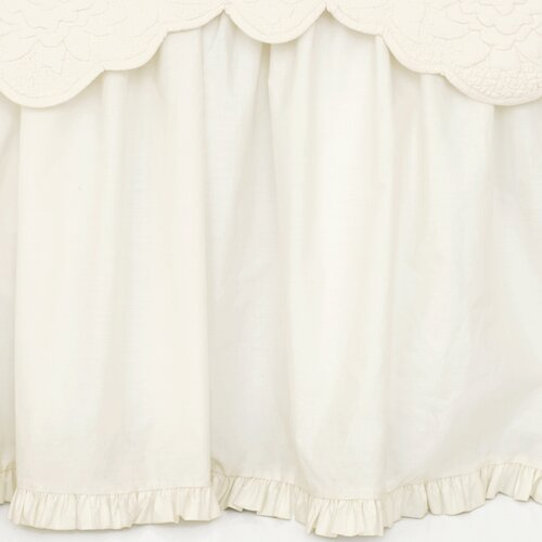 Pine Cone Hill Classic Ruffle Cotton Bed Skirt