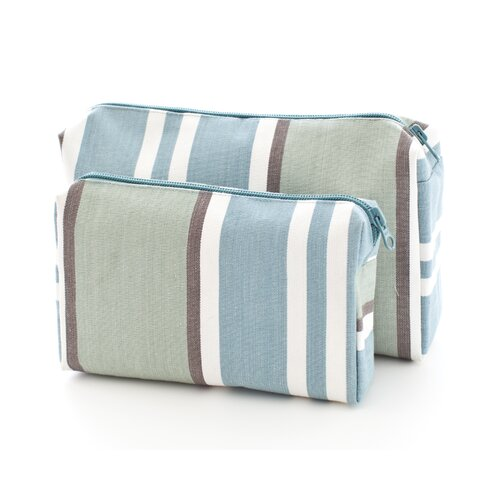 Pine Cone Hill Deauville Cosmetic Bag