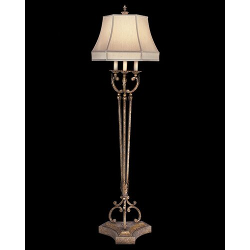 Fine Art Lamps A Midsummer Nights Dream 1 Light Floor Lamp