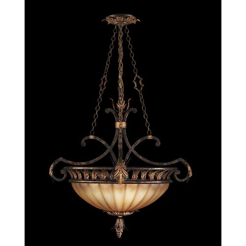 Fine Art Lamps Brighton Pavillion 3 Light Pendant