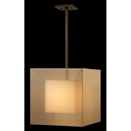 Quadralli 1 Light Pendant