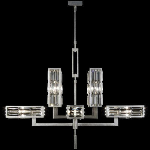 Crystal Enchantment 8 Light Chandelier