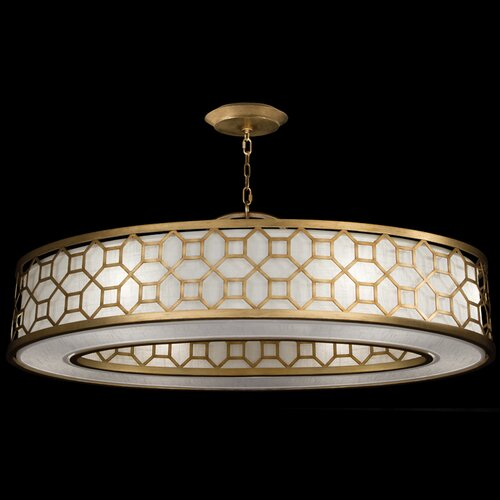 Fine Art Lamps Allegretto 6 Light Drum Pendant