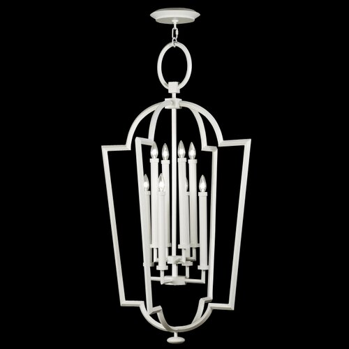 Fine Art Lamps Allegretto 8 Light Foyer Pendant