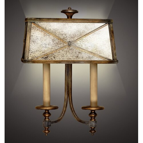 Fine Art Lamps Newport 2 Light Wall Sconce