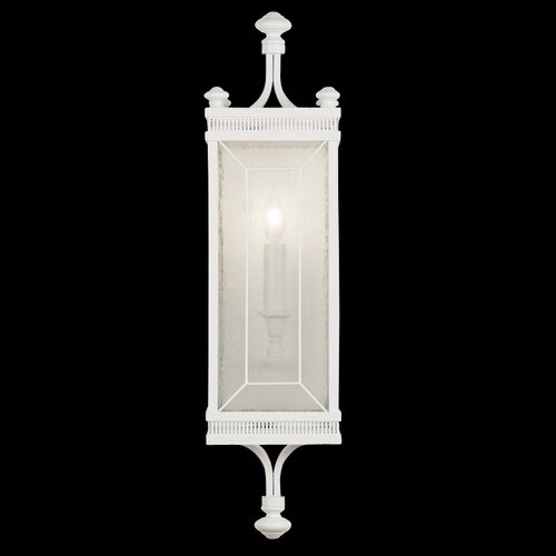 Fine Art Lamps Villa Vista 1 Light Coupe Wall Sconce