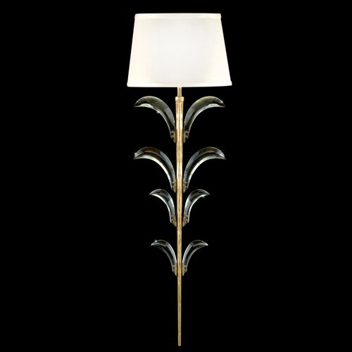 Fine Art Lamps Beveled Arcs 1 Light Wall Sconce