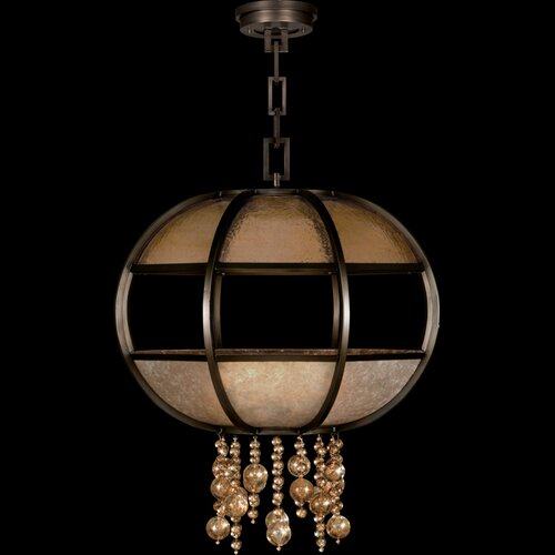 Fine Art Lamps Singapore Moderne 8 Light Globe Pendant
