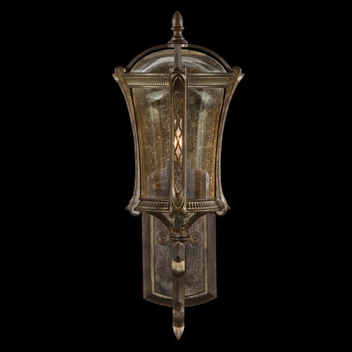 Fine Art Lamps Gramercy Park 1 Light Outdoor Wall Lantern
