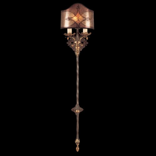 Fine Art Lamps Villa 1919 1 Light Wall Sconce