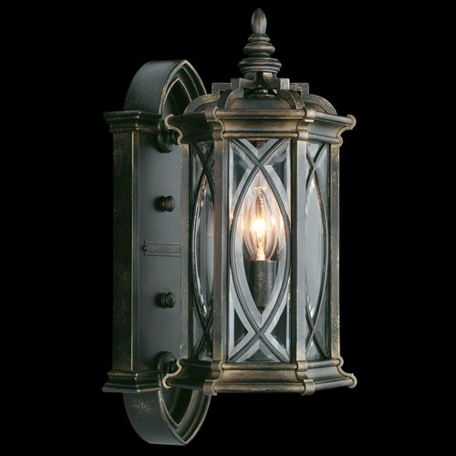 Fine Art Lamps Warwickshire Outdoor Wall Lantern
