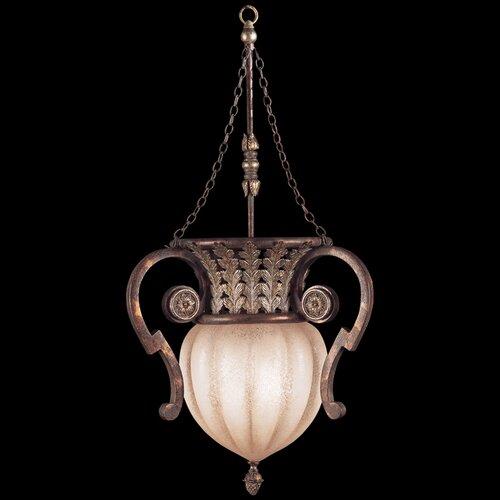 Fine Art Lamps Stile Bellagio 2 Light Foyer Pendant