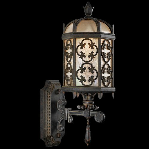 Fine Art Lamps Costa Del Sol Outdoor Wall Lantern