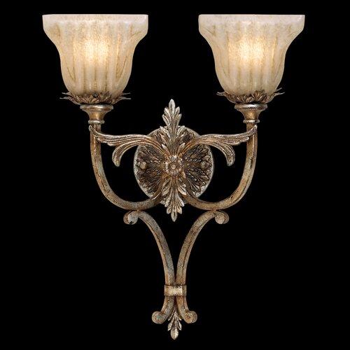 Fine Art Lamps Gourmet 2 Light Wall Sconce