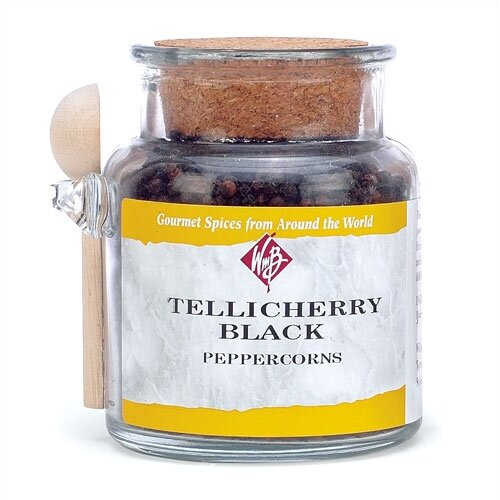 William Bounds 6-Ounce Tellicherry Black Pepper