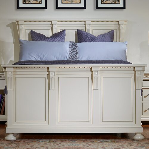Soraya Panel Bed
