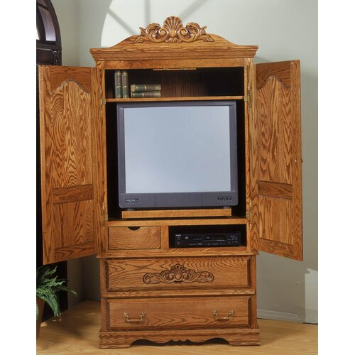 Bebe Furniture Country Heirloom Armoire