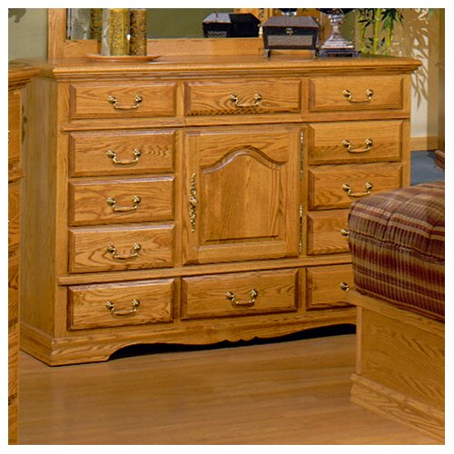 Bebe Furniture Country Heirloom Pier Wall & Reviews