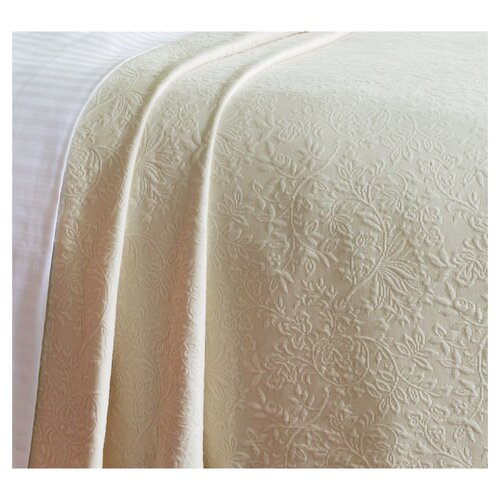 Matelassé Season Brook Hill Coverlet