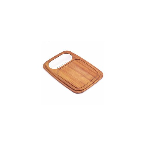 Prestige Cutting Board with Colander in Teak