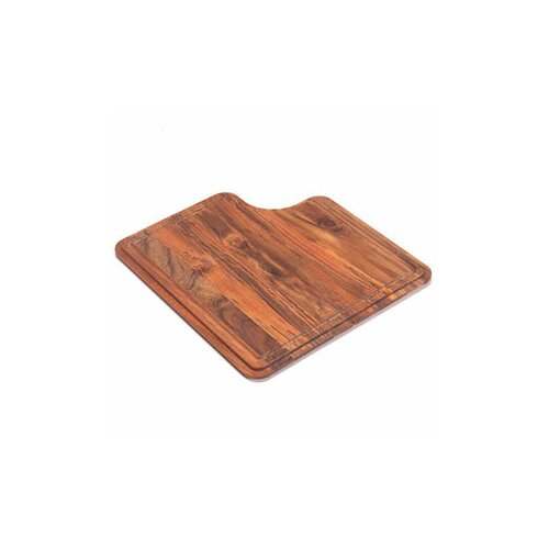 Pro-Series Solid Wood Cutting Board in Teak