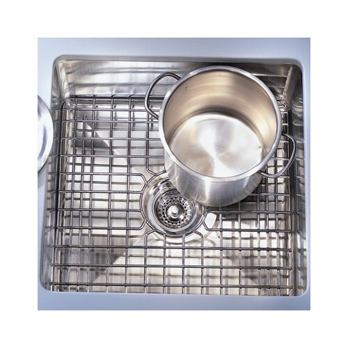 "Franke Professional 20.44"" x 19.5"" x 11.5"" Under Mount Kitchen Sink"
