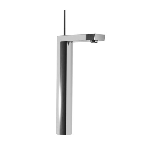 Hansastela Single Hole Bathroom Faucet with Single Handle
