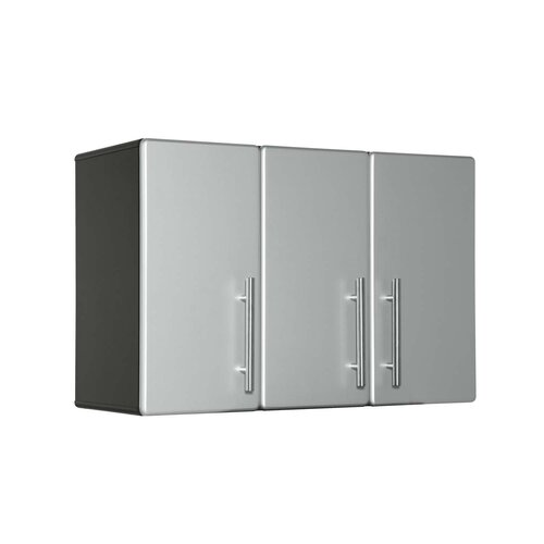 "Ulti-MATE 23.6"" H x 35.4"" W x 14"" D Partitioned Wall Cabinet"