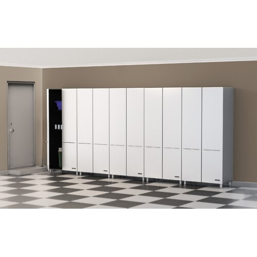 Ulti-MATE Storage 3' H x 7' W x 2' D 5-Piece Tall Cabinet Set