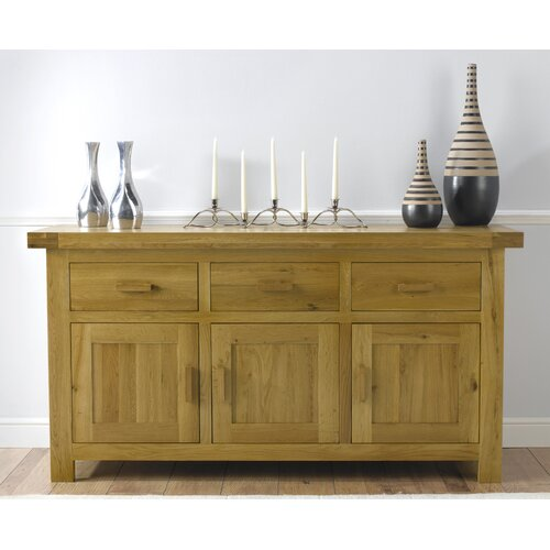 Mark Harris Furniture Avignon 3 Door, 3 Drawer Sideboard