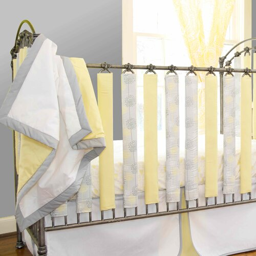 Wonder Bumpers Modern Nature Bumper and Crib set (Set of 41)