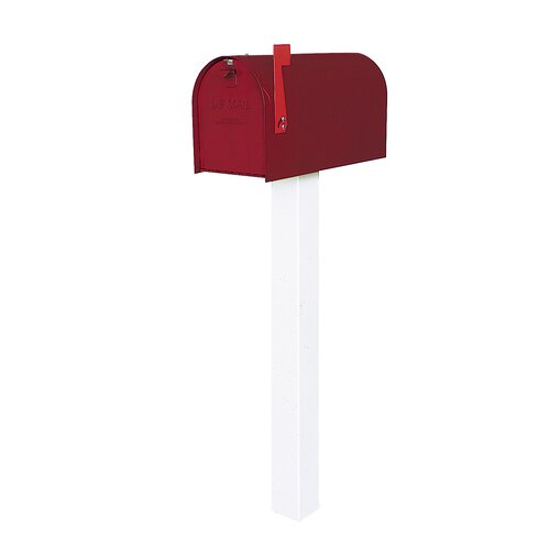 GDM Mailbox Company Standard Mailbox Post