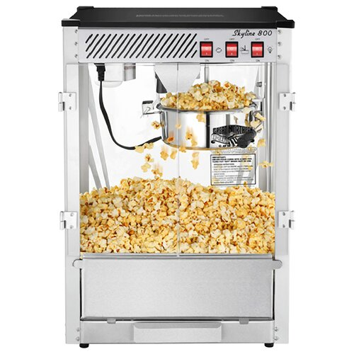 Great Northern Popcorn Popcorn 8 Ounce Popper Machine