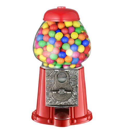 Great Northern Popcorn Junior Vintage Old Fashioned Candy Gumball Bank Machine