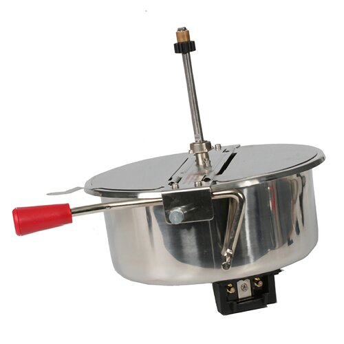 replacement kettle for nostalgia popcorn machine