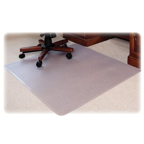 Lorell Low Pile Carpet Beveled Edge Chair Mat