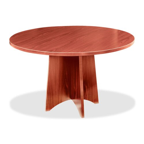 Lorell Oval Tabletop Cherry