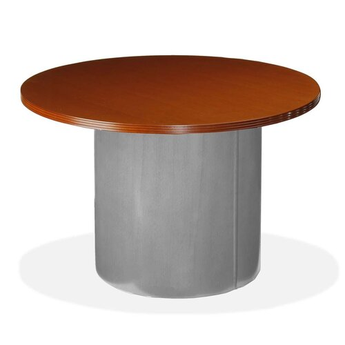 "Lorell 88000 Series 42"" Round Table Top, Cherry"