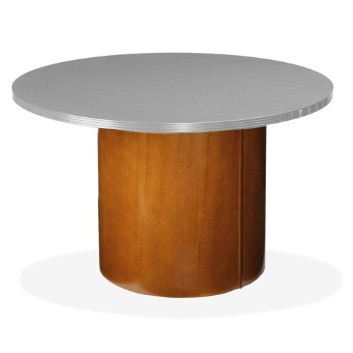Lorell 88000 Series Table Base, Cherry