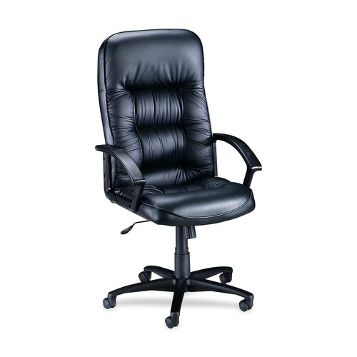Lorell High-Back Executive Chair with Arms