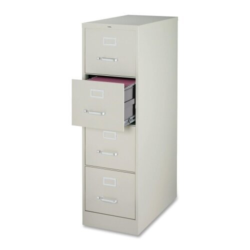 Lorell 4-Drawer Commercial-Grade  File
