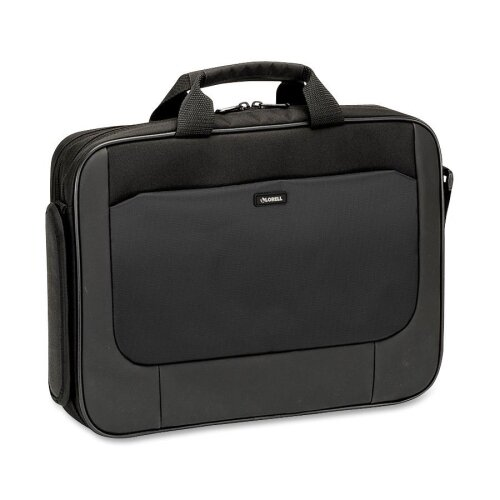 Laptop Two-Gusset Portfolio Briefcase