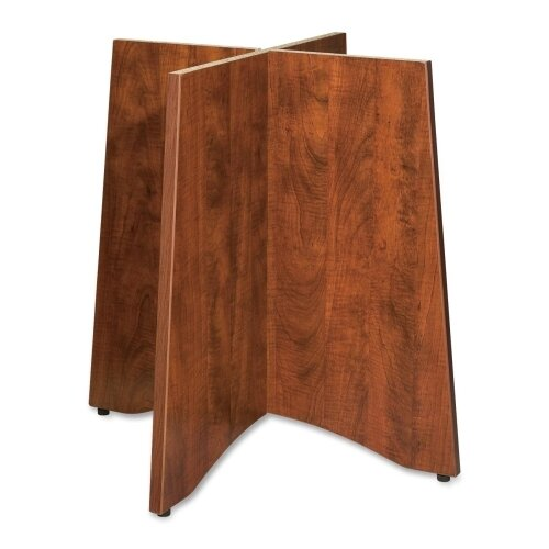 Lorell Laminate Wood Base for Tabletops