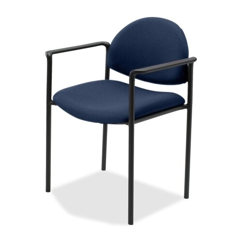 Lorell Fabric Reception Guest Chair